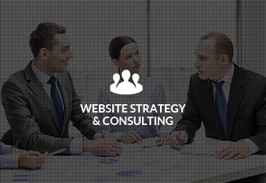 Website strategy & Consulting